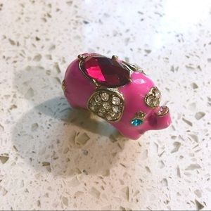 Betsey Elephant Ring